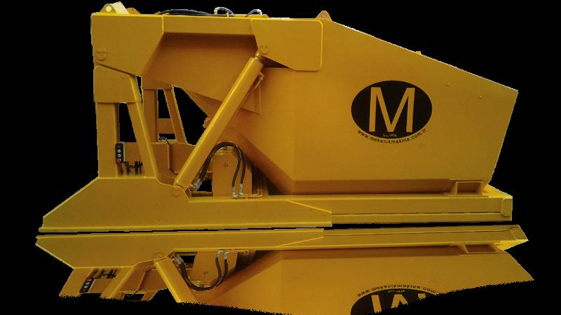 M-800 Trémie
